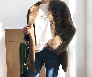 토스카나 Lamb Fur (40% SALE)