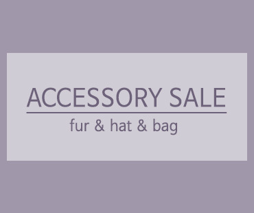 accessory sample SALE